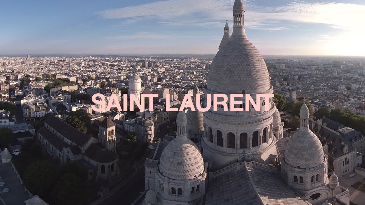 SAINT LAURENT - MEN'S SPRING SUMMER 2021 - THE 360° VIDEO