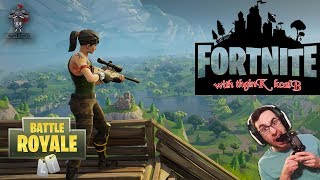 Fortnite - Battle Royale Like a Boss!! Free Tomorrow!! | Join the Knights!! | Sponsor Hype!!