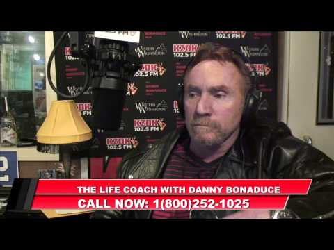 Danny Bonaduce Life Coach: Work-related Depression