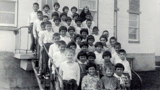 Non-indigenous residential school survivor speaks about his childhood at St. Anne