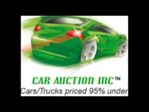 Find Local Seized Car Auction Listings