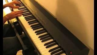 Rihanna - Russian Roulette (piano cover)