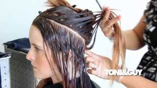 Ombre Balayage Technique | How To Color Hair FULL LENGTH
