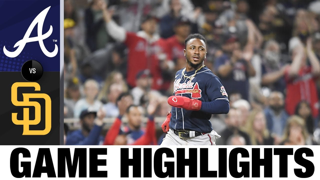 Download Braves vs. Padres Game 2 Highlights (9/24/21)   MLB Highlights