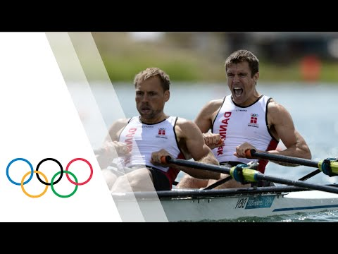 Men's Lightweight Double Sculls Rowing Final Replay - London 2012 Olympics