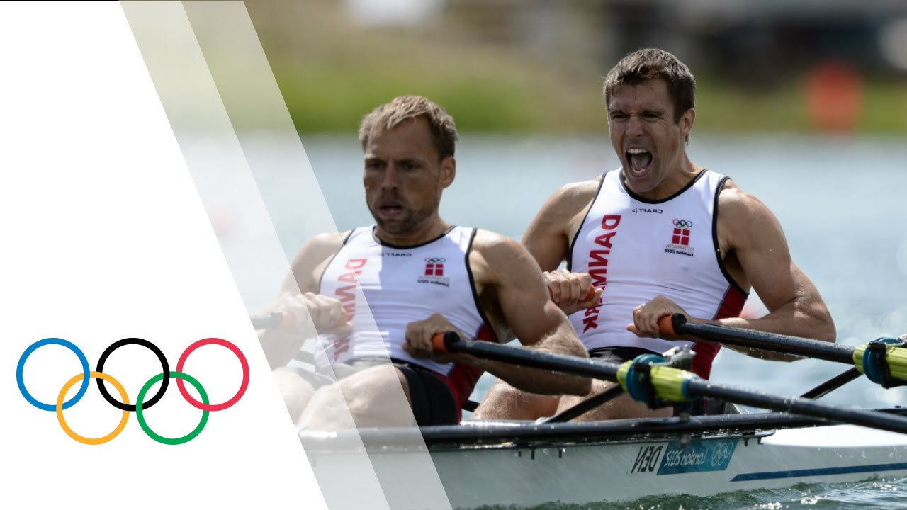 Men's Lightweight Double Sculls Rowing Final Replay ...