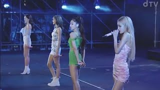 BLACKPINK - 'STAY Remix Ver. + WHISTLE (Japanese ver.)' Live at A Nation Osaka, Japan 2019