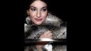 "MARIA CALLAS ""3 GREAT ARIAS"" (3 grandi arie)  STUNNING CALLAS PICS, BEST HD QUALITY"