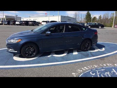 2018 Ford Fusion Asheboro, Greensboro, Troy, Siler City, Triad, NC 3086