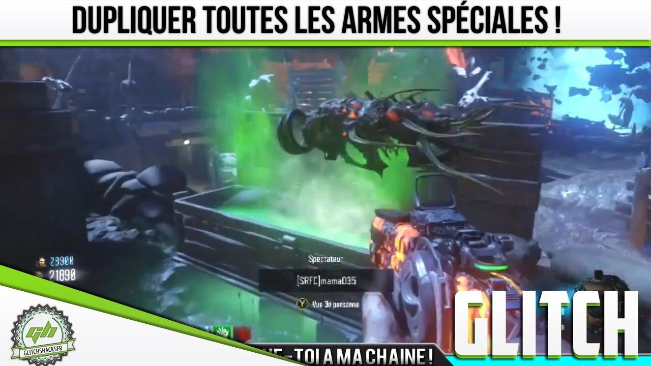 """BO3 : Dupliquer Toutes Les Armes Spéciales Sur """"Révélations"""" - YouTube"""