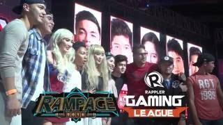Highlights: Rampage 2016