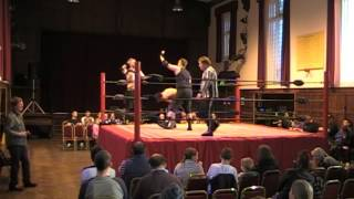GBW Death or Glory 2014 - Joey Divine vs Anarchy Inc