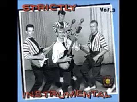 Various – Strictly Instrumental Vol 3 : 50s 60s Instrumental Surf Rock & Roll Instro Music Bands LP