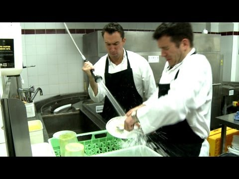 Summer Jobs: The Pot Wash