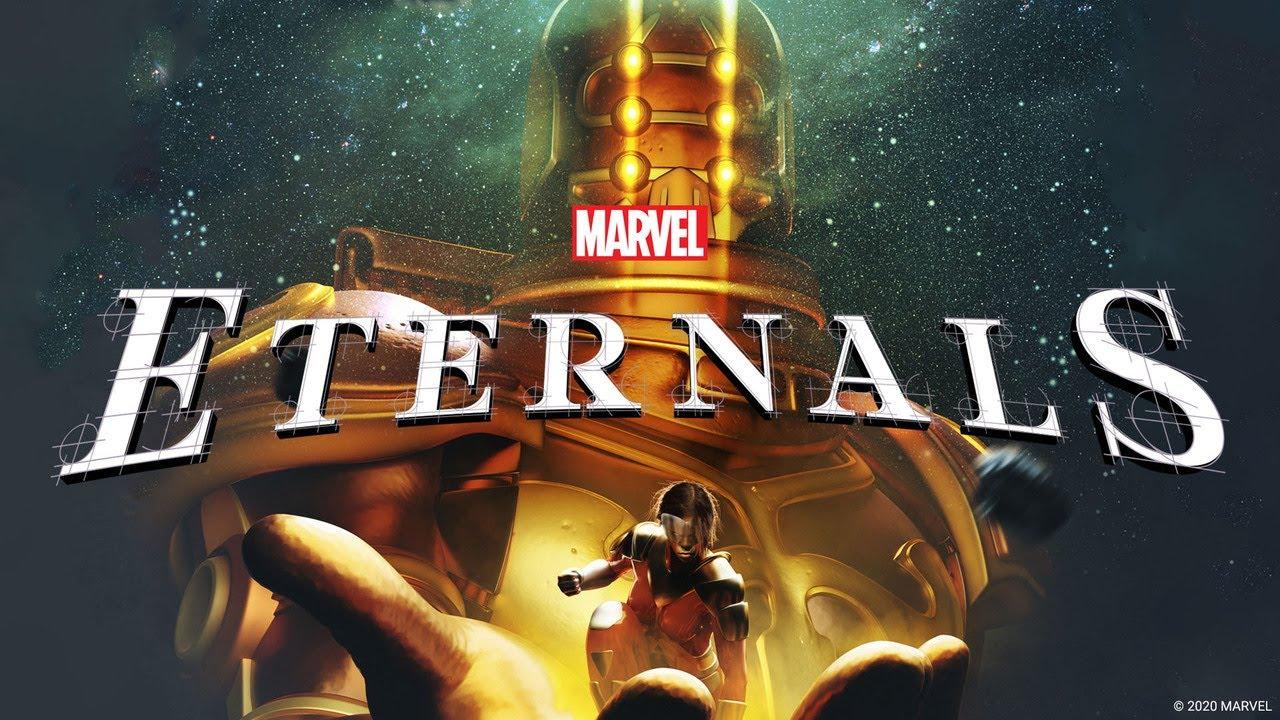 Download ETERNALS #1 Final Trailer | Marvel Comics