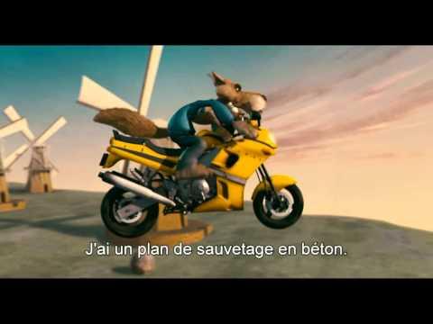 La vengeance du Petit Chaperon Rouge VF Bande annonce officielle M6 Vidéo poster