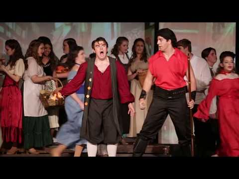 Beauty And The Beast Full Show SACS HS Theatre Opening Night