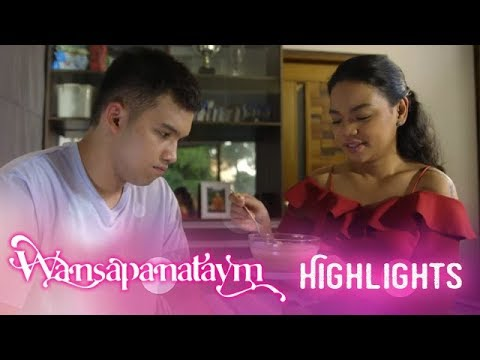 Wansapanataym: Pia takes care of Joshua