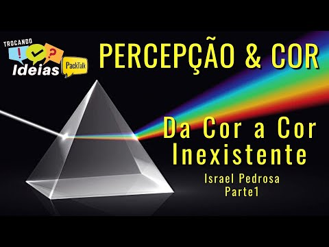 PERCEPÇÃO \u0026 COR  Da Cor A Cor Inexistente Parte 1