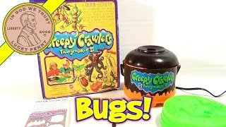 Creepy Crawlers Thingmaker II Set, 1978 Mattel Toys - Make your own insects!