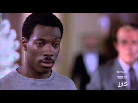 Beverly Hills Cop Lunch Scene at the Harrow