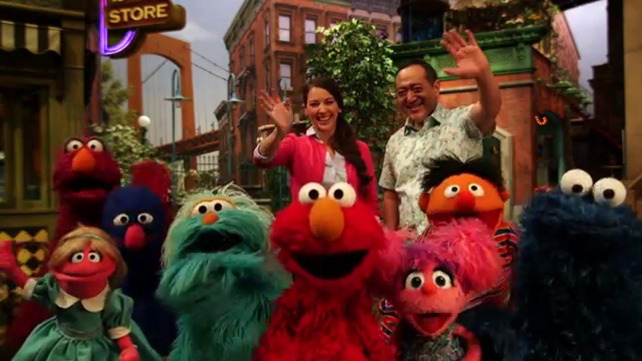 Sesame Street: What's New (HBO Kids) - YouTube