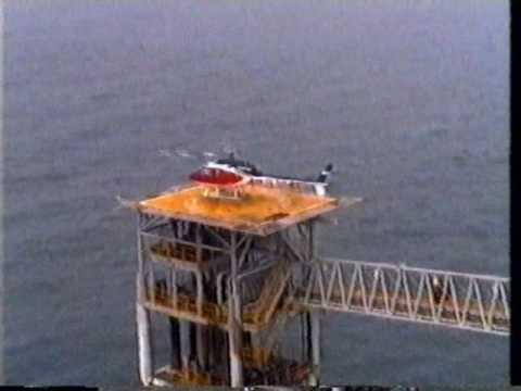 Offshore Warri Nigeria 1993