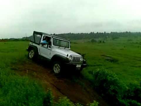 Mahindra Major Modified To Jeep Wranglar Youtube