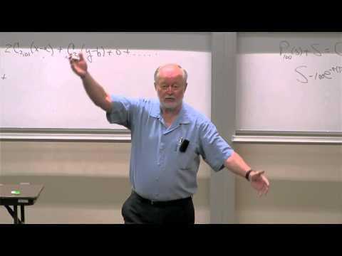 Math 176. Math of Finance. Lecture 06.