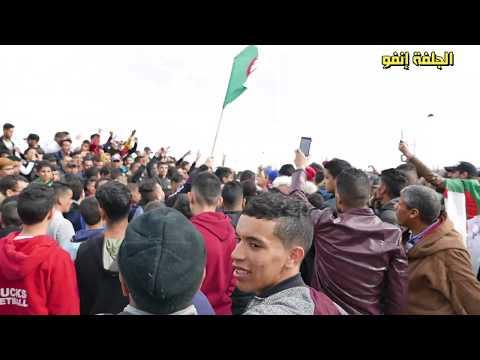 المسيرة السلمية بالجلفة  في 08 مارس 2019 ضد العهدة الخامسة -ج 2