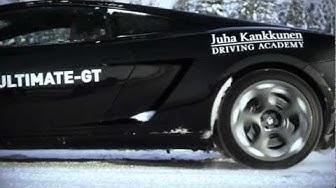 Rantalinna Ice Driving