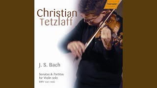 Violin Sonata No. 1 in G Minor, BWV 1001: II. Fuga. Allegro