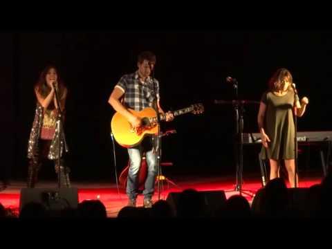 Bethany Joy Lenz, Tyler Hilton, & Kate Voegele - Long Ride Home 3-13-16 Wilmington, NC