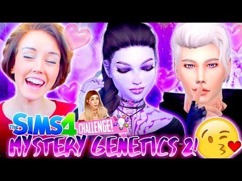 😍I LOVE THEM!😍 Asari & K-POP!? (MYSTERY GENETICS Challenge 2!😘)