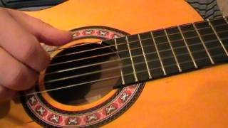 Изгиб гитары жёлтой (клас-ий вариант).MOD