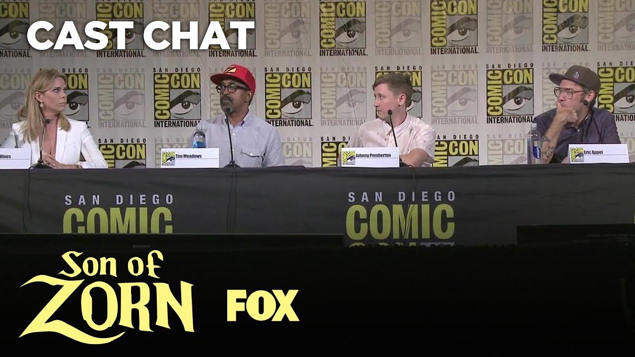 Download Comic-Con Panel Highlights Pt.2 | Season 1 | SON OF ZORN