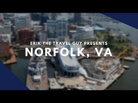 Norfolk, Virginia - City Overview