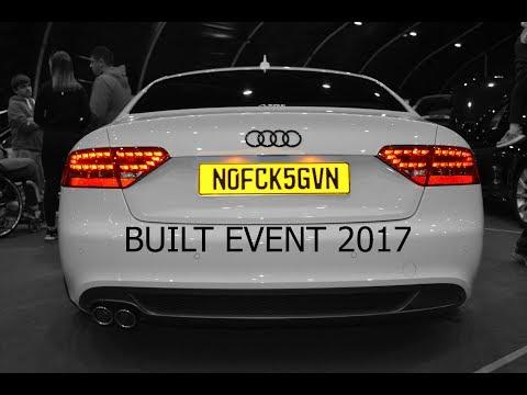 Built Event 2017! Beslfast,Ireland