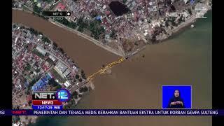 Download Video Inilah Foto-Foto Dari Satelite Globe Pasca Gempa Donggala Mengguncang-NET12 MP3 3GP MP4