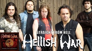 Hellish War - Straight from Hell (Heroes of Tomorrow)