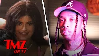 Kylie Jenner, Khloe Kardashian Cross Paths with Exes Tyga & Lamar Odom | TMZ TV