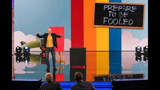 JANDRO FOOLS AGAIN PENN AND TELLER FOR THE SECOND TIME ON FOOL US (Season 7 episode 11)