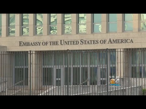 Cuban Government Denies Involvement In Diplomats' 'Mysterious Symptoms'