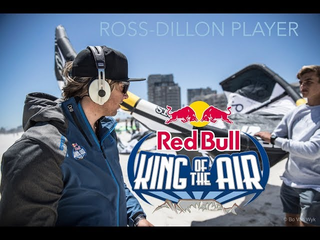 Ross-Dillon Player @ Red Bull King Of The Air 2018