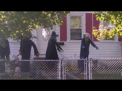 Halloween Outdoor Decoration Ideas Diy (see description) (see description)