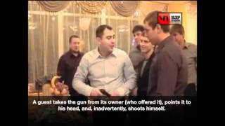 Wedding Gun Prank Gone Wrong