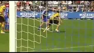 FC Luzern - BSC Young Boys 17.08.08 0:3