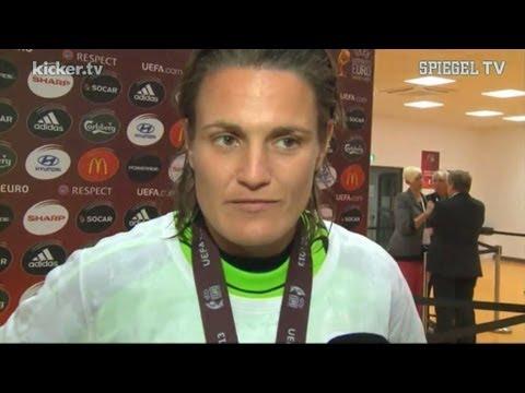 Titanin Nadine: Angerer sichert Deutschland EM-Titel