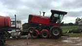 BIG IRON ONLINE AUCTION, Swather Trailer, March 12, 2014