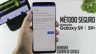 Como Remover Bloqueo por Cuenta de Google Samsung Galaxy S9 y S9 Plus | Método 2018
